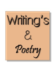 writings and poetry