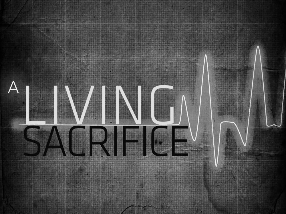 living-sacrifice