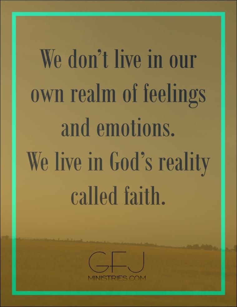 gods reality