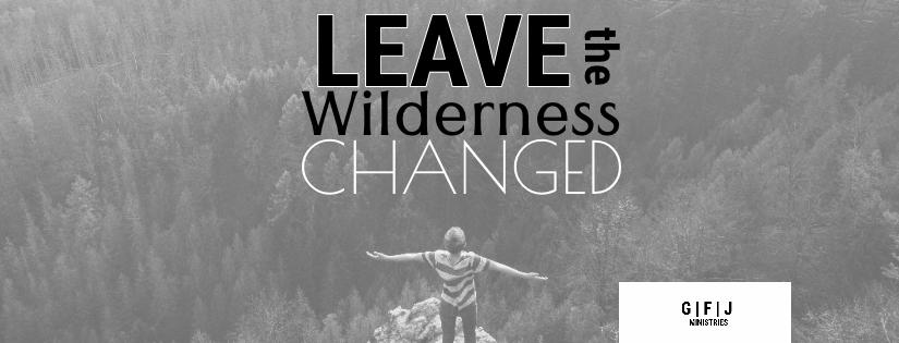 Leave the WildernessChanged