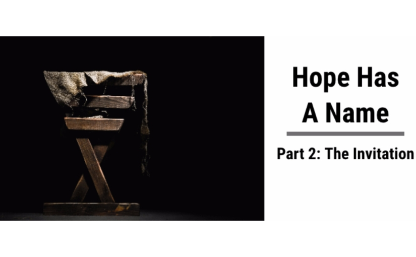 Hope Has a Name Part2